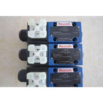 REXROTH 4WE 6 C6X/OFEW230N9K4/V R900707158 Directional spool valves