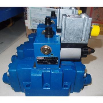 REXROTH 4WE 6 WA6X/EG24N9K4 R900552338 Directional spool valves