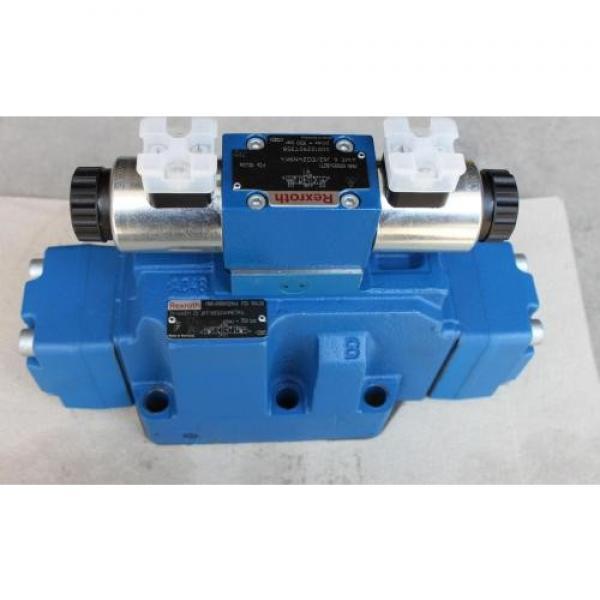 REXROTH 4WE 10 J3X/CG24N9K4 R900589988 Directional spool valves #1 image